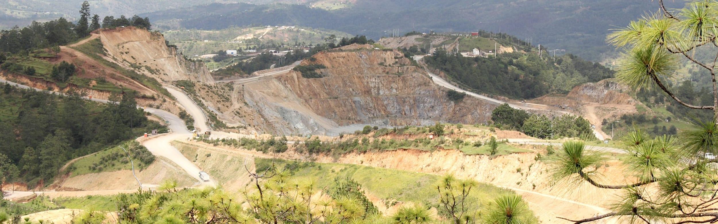 Feature - Guatemala Mines